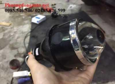 Ánh sáng đèn bi gầm MAZDA CX5 – độ bi gầm ô tô