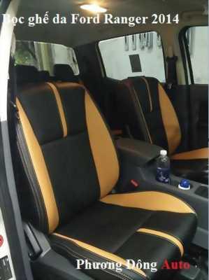 Bọc ghế da thật công nghiệp L1 Thái lan xe Toyota YARIS 2016-2017 | phối đen đỏ | Km sàn xe