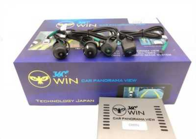 Camera 360 DCT lắp cho Toyota Camry 2010 | Bản T3