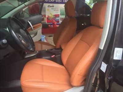 Bọc ghế da thật công nghiệp Ford Ecosport 2015