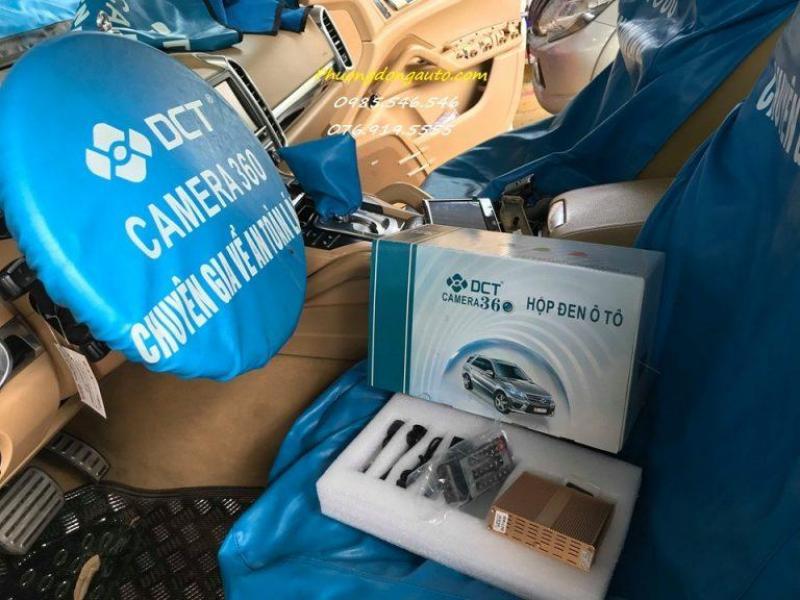 Camera 360 DCT cho Ford Everest 2019| Giữ mọi tính năng của xe