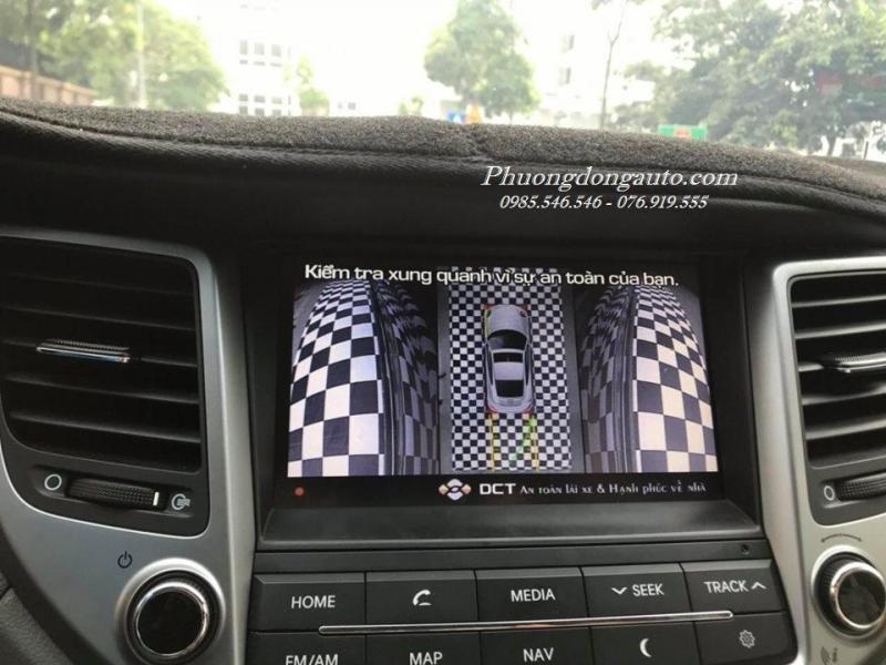 Camera 360 DCT cho xe Toyota Altis 2018