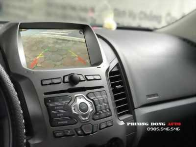 DVD Android theo xe FORD RANGER XLS 2017 ( DVD Android Cao Cấp)