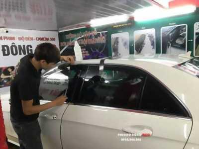 Dán phim cách nhiệt Classis Toyota Vios |100% Chính Hãng