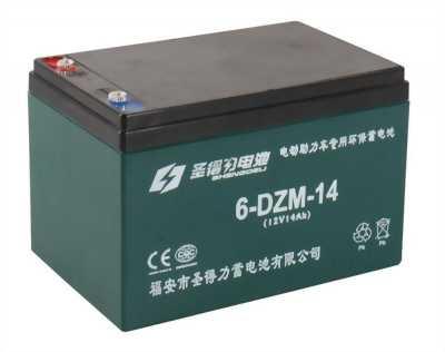 Ắc quy khô 6 - DZM -20 dùng cho xe đạp điện