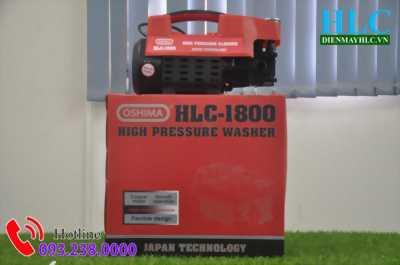 Những loai máy rửa xe thông minh Oshima HLC 1800 giá rẻ nhất hiện nay