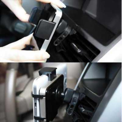 Giá để điện thoại kẹp gió trên ô tô Zingaro DL-203
