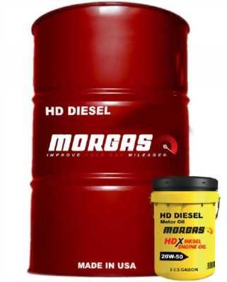 Tìm đối tác dầu nhớt Morgas nhập khẩu Hoa Kỳ