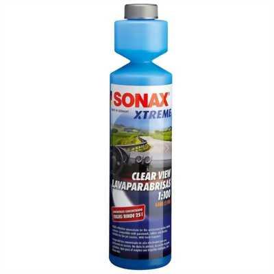 Nước đổ kính lái Sonax Xtreme vệ sinh tẩy rửa kính lái