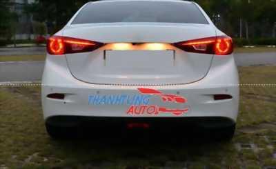 Đèn hậu, đèn pha độ Led cho xe Mazda3 2015