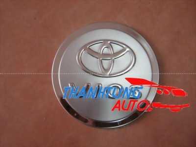 Ốp nắp bình xăng cho xe vios tại thanhtungauto