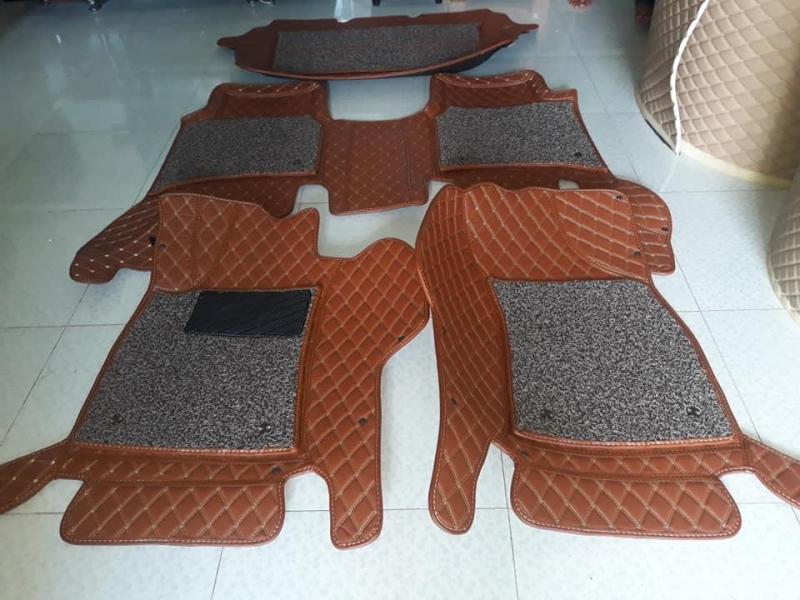 Thảm lót sàn ô tô 5D-6D-9D Biên Hòa