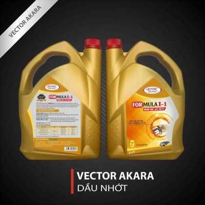 Mở nhà phân phối dầu nhờn chiến lược VECTOR
