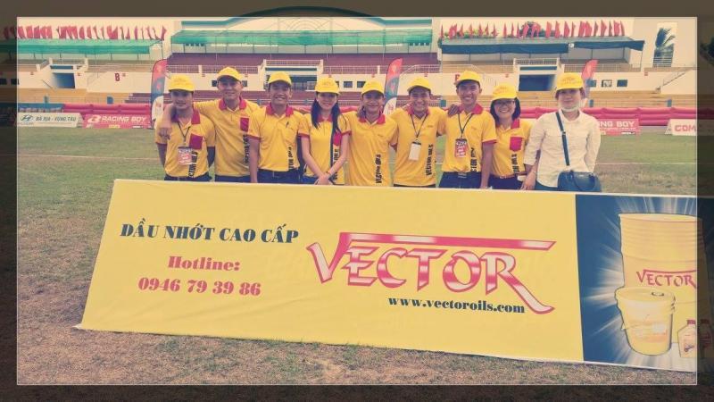 Dầu nhớt xe máy Vector cần tìm nhà phân phối độc quyền tại Kiên Giang