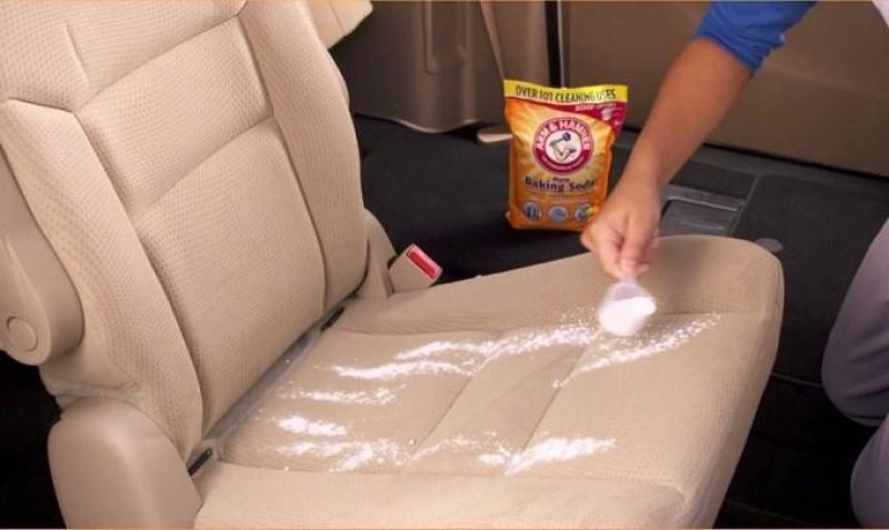 Cách vệ sinh ghế nỉ ô tô không phải ai cũng biết!!!
