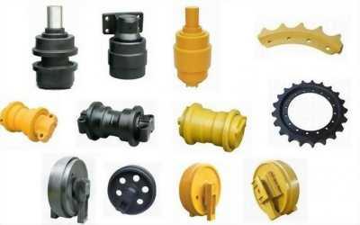 Công ty Mansan chuyên cung cấp phụ tùng gầm máy xúc.