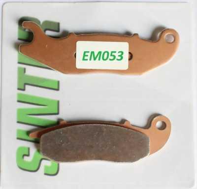 BỐ THẮNG (MÁ PHANH) SINTERED / ELIG EM053 FOR HONDA