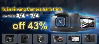 Sự Kiện Camera Hành Trình, Giá Shock