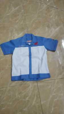 Quần áo kỹ thuật trưởng HONDA, Đồng phục bán hàng