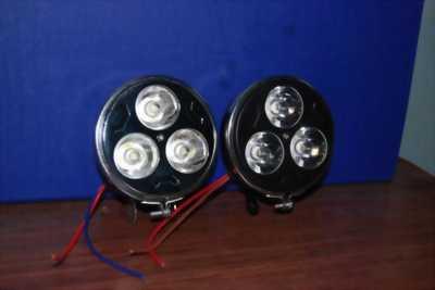 Đèn led siêu sáng gắn cho xe máy