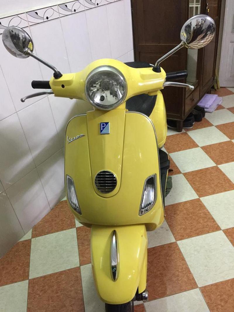 Vespa lx125ie