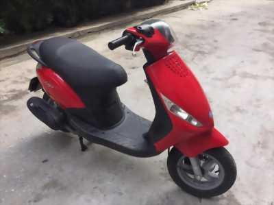 Bán xe Piaggio Zip màu đỏ, có fix hoặc trao đổi
