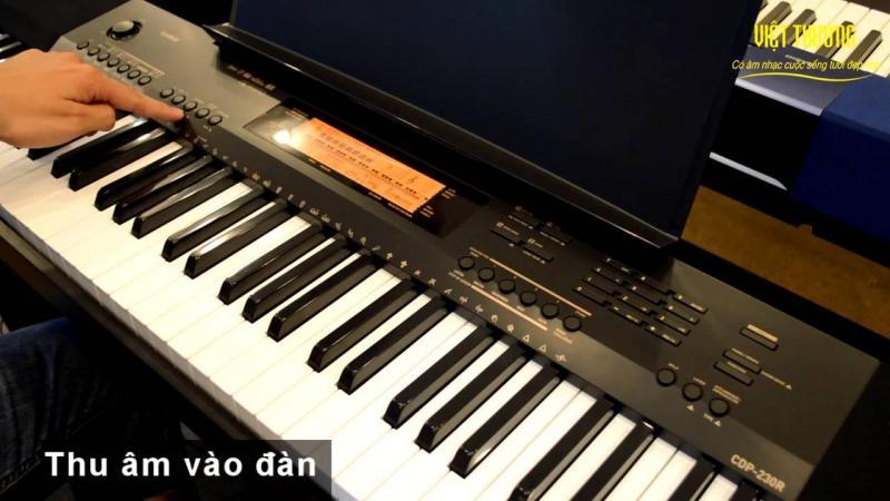 Mua đàn piano điện cũ giá rẻ ở Hà Nội và TPHCM ở đâu tốt nhất