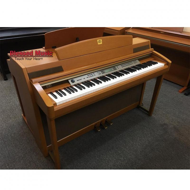 Đàn PIANO COLUMBIA nhập Nhật, tiếng hay, phím gỗ