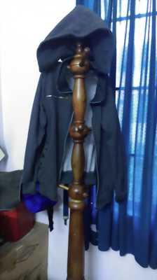 Áo khoác nữ xám