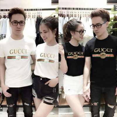 Quần áo GUCCI cho các cặp đôi