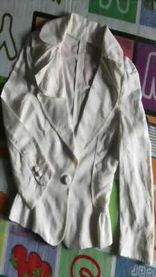 Thanh lý áo khoác vest kaki