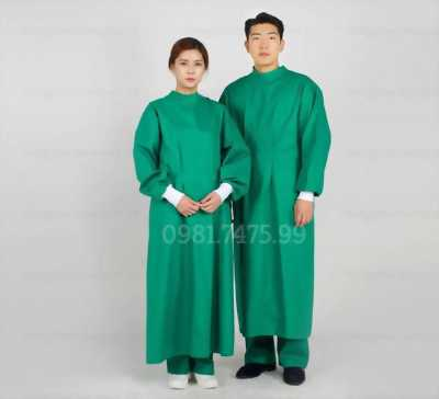 Công ty may áo choàng phòng mổ chất lượng tốt, giá cạnh tranh