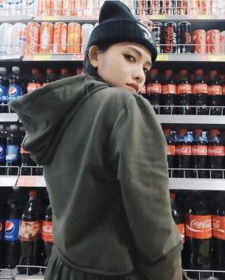 Set croptop hoodie  - Onon Made