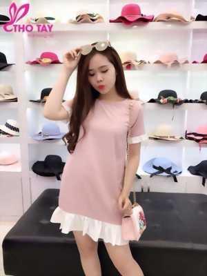 Đầm suôn bèo