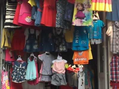 Sang shop quần áo trẻ em