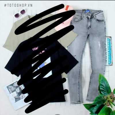 Thanh lí rẻ quần jean dài nam