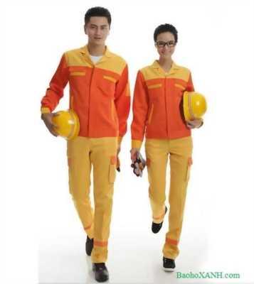 Chuyên cung cấp quần áo bảo hộ vàng cam tại TP Hà Nội