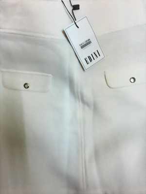 Chân váy trắng mua tại shop thiết kế EDINI