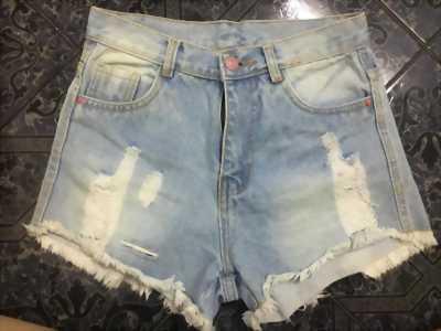 Bán quần short jeans giá hạt dẻ