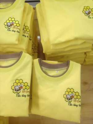 Cơ sở may áo thun đồng phục tại Tân Bình, giá rẻ dịp noel