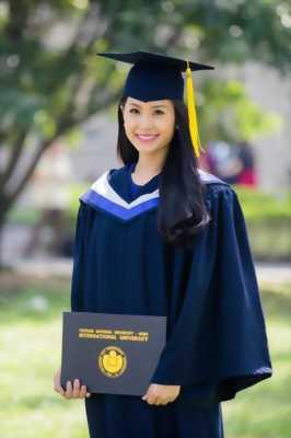 May lễ phục tốt nghiệp uy tín, chuyên nghiệp tại TPHCM ở đâu?