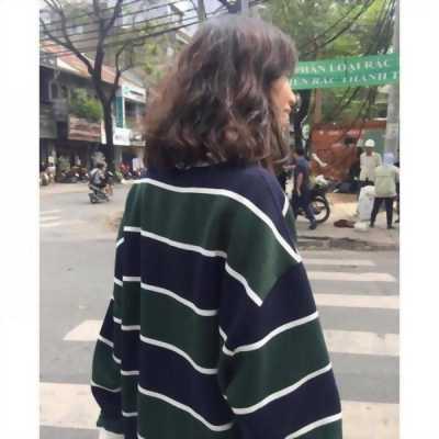 Áo Sweater xanh lá đen Unisex