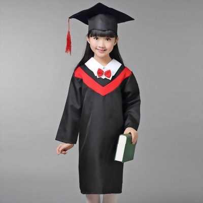 nhận may lễ phục tốt nghiệp mầm non số lượng lớn