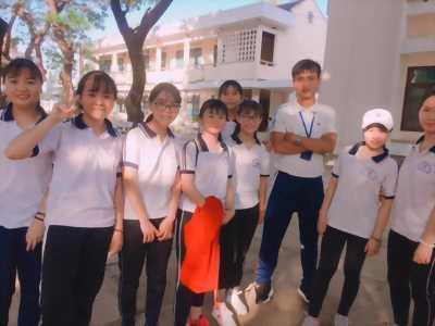 xưởng may đồng phục thể dục học sinh ở bình dương