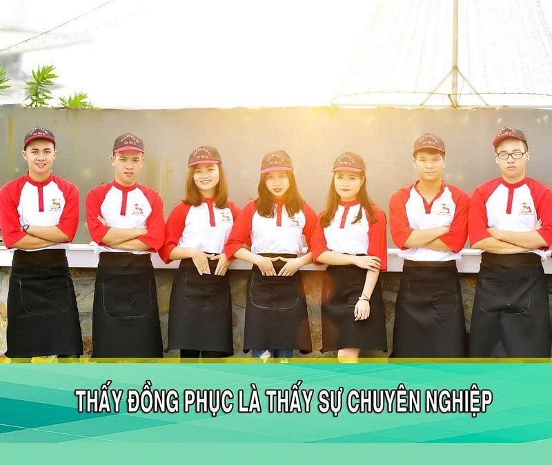 xưởng may áo thun đồng phục học sinh sinh viên