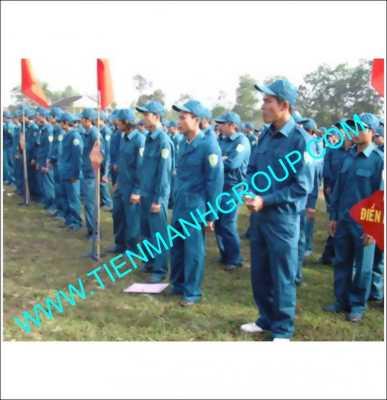 Trang phục dân quân tự vệ