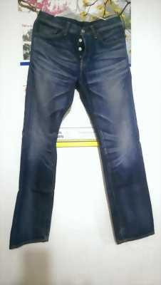 Thanh lý 2 quần jean