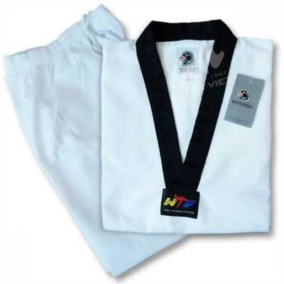 Võ phục Taekwondo Black Tiger hàng nhập khẩu