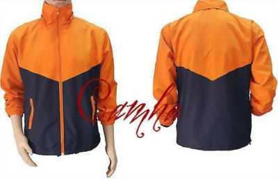 Xưởng sản xuất áo khoác gió đồng phục theo nhu cầu
