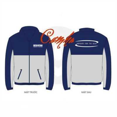 Xưởng chuyên sản xuất đồng phục áo khoác gió